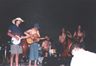 Desert Madness II acoustic set (still 90 degrees at 1am)